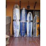 Tablas De Surf Soft Desde 6.2 Hasta 9 Pies Cbc