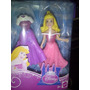 Figuras Princesas Disney Aurora Blancanieves Bella 8cm