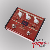 Pedal Multiefectos Vox Stomplab I Bass