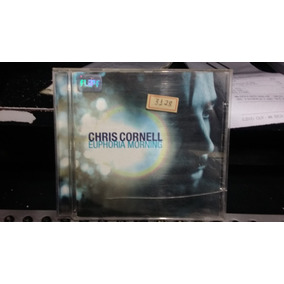 Cd - Cris Cornell - Euphoria Morning