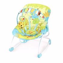 Cadeira De Descanso Balanço Musical Vibra - Até 18 Kg Oferta