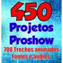 450 Projetos Proshow Producer - Retrospectiva Animada