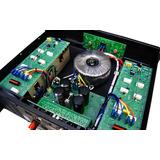 Amplificador Medidas De Rack Potencia 3800w Circuito Yamaha.