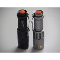 Lampara Led Q5 Ultrafire 200 Lumen.útil Potente Lámpara Led.