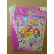 Rompecabezas 55 Piezas Princesas Disney