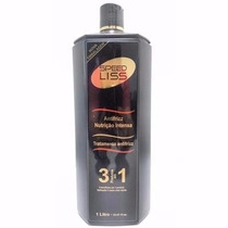 Speed Liss Escova Progressiva 3x1 Aveia E Mel