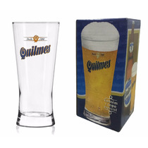 Taça Copo Quilmes Importado 354 Ml Cerveja + Caixa Original