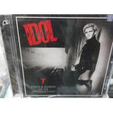 Billy Idol Kings & Queens Of The Underground Cd Nuevo Sellad