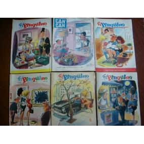 Antigua Revista El Pingüino (historietas Y Chicas Bonitas )