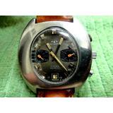 Technos Chronograph Raridade Cal: Valjoux 7734
