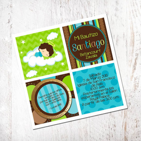 Invitaciones Con Moneda Chocolate Bautizo Primera Comunion