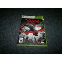Yaiba Ninja Gaiden Z Nuevo Para Xbox 360,excelente Titulo
