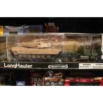 Trailer Freightliner Long Hauler Con Tanque Escala 1:32
