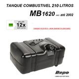 Tanque Combustivel Caminhão Mb 1620 Até 2002 210lt 695470001