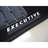 Tapete De Carpete Gm S10 Executive Cabine Dupla 2001 A 2011