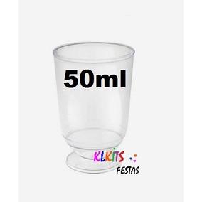 500 Tacinhas Copinho 50ml Brigadeiro +brinde Colher Acrilico
