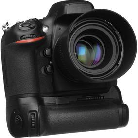 Battery Grip C/cabo Nikon D5100 D5200 D5300 En-el14 Bateria