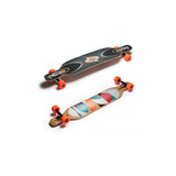 Longboard Completo Loaded Dervish Sama + Luvas Loaded Couro