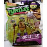 Tortugas Ninja Playmates Nickelodeon Donnatello Armamentista