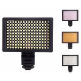 Iluminador Profissional Led Pro Hd-160 9.6w Cn160 W160