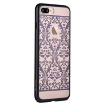 Estuche Iphone 7 Plus Elemento Swarovski Cristalino Serie Or