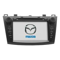 Autoestereo Mazda 3 10-13 Navegador Gps Dvd Bluetooth Mazda
