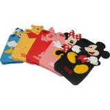 Forro Muñecos Disney Iphone 4/4s