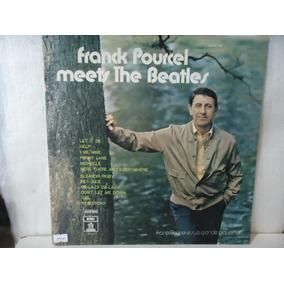 Disco Vinil Lp Franck Pourcel Meets The Beatles ##