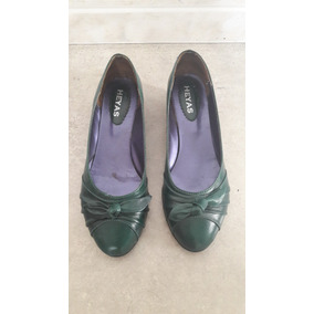 Zapatos Chatitas Con Taco Mujer Marca Heyas Otoño/invierno
