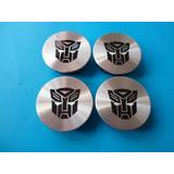 Centros De Rin Transformers Camaro Chevrolet Original Emblem