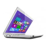 Laptop Toshiba Sat Core I3-4005u 14 4gb 750gb W-8.1 Blanca