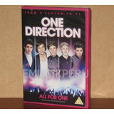 One Direction Dvd All For One - Nuevo - Emk