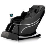 Cadeira De Massagem 3d Carpe Diem Preta