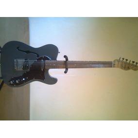 Guitarra Telecaster Thiline Luthier Gm De Gran Calidad