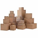 10 Cajas Mudanza Cartón Corrugado 60x40x40