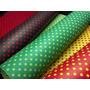Cartulina Bifaz 70 X 50 Cm X 10 U Lunares Color Combinados