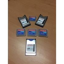 Lector Pcmcia + 1 Compact Flash 128mb Cnc Fanuc+ Lector Usb