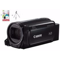 Filmadora Canon Vixia Hf R800-full Hd Entrada Mic+64gb+tripe
