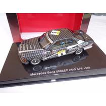 Mercedes Benz 500 Sec Amg Spa 1989 1.43 Autoart