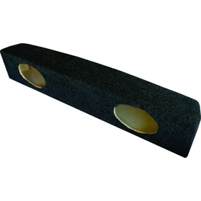 Caja Acustica Para 2 Parlante 6x9 Tapizada Kangoo Techo