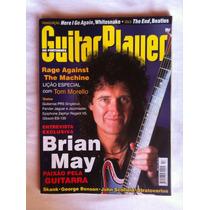 Revista Guitar Player Nº 53 (brian May, Tom Morello)