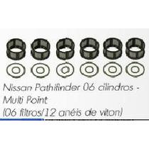 Kit Reparos Bicos Injetores Nissan Pathifinder 3.0, 3.3 V6