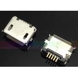 Conector Jack Tablet Micro Mini Usb Cce Tr71 Tr91 Celular