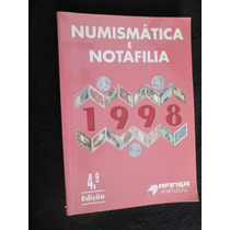 Catálogo De Moedas E Cédulas Antigas Portuguesa Ótimo Estado