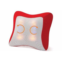 Almofada Massageadora 4 Rollers - Onda De Luz C Calor