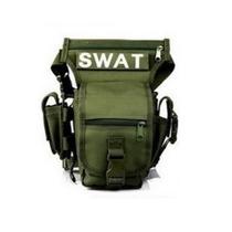 Bornal Tático Militar Perna E Cintura Ótima Qualidade Swat