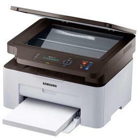 Impresora Multifunción Laser Samsung M2070w Wifi Usb