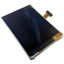 Lcd Display Para Samsung Modelo C3300 Champ Original Nuevo