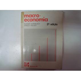 Introduo a economia dornbusch livros no mercado livre brasil livro macro economia rudiger dornbusch fandeluxe Images