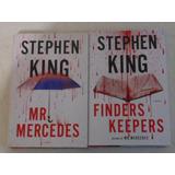 Mr. Mercedes Y Finders Keepers Inglés P/d - Stephen King